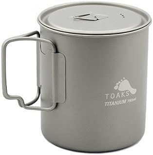 toaks camping cookware