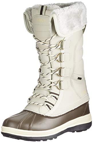 CMP THALO WMN Snow Boot WP, Botas de Nieve. Mujer, Gesso, 40 EU