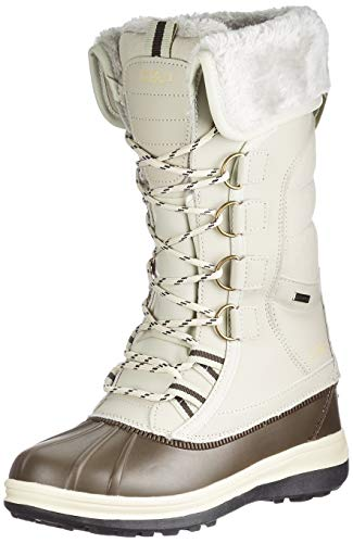 CMP Damen THALO WMN WP Snow Boot, Gesso, 42 EU