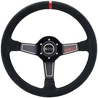 Sparco 015L750SC Steering Wheel (Strwhl L575 Monza Suede)