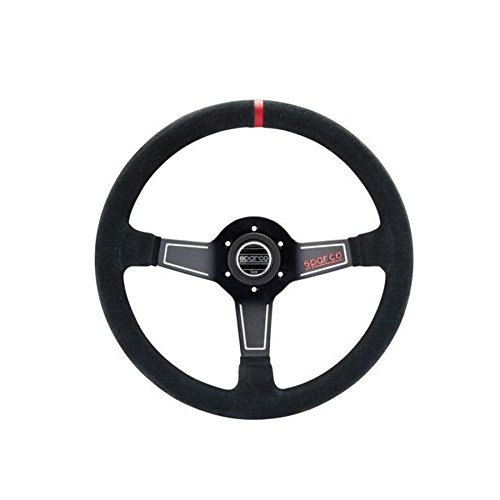 Strwhl L777 Leather Black Sparco 015L800PL Steering Wheel