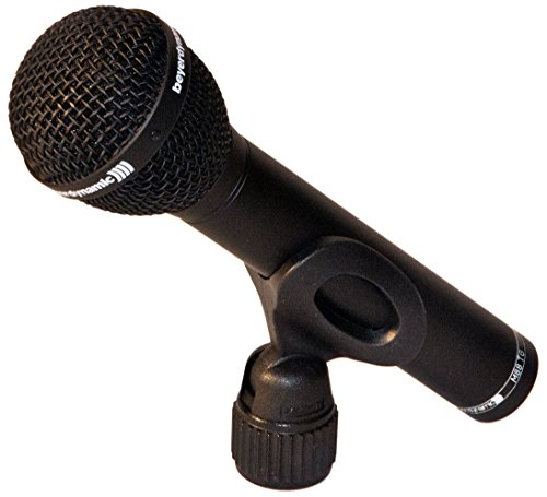 Beyerdynamic M88 TG Dynamic Microphone With Hypercardioid Polar Pattern for Vocals, Bass Drum, and Studio