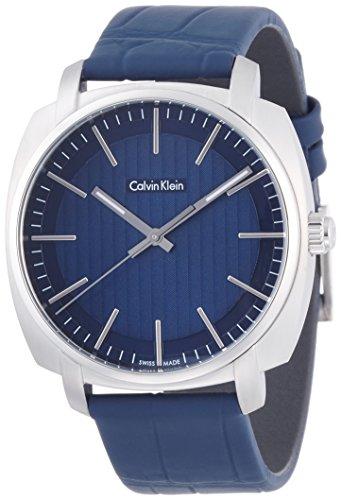 Calvin Klein Reloj Analógico para Hombre de Cuarzo con Correa en Cuero K5M311VN