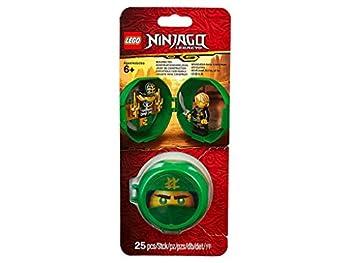 Ninjago Legacy Lego Lloyd s Kendo Training Pod Minifigure 853899  25 Pieces