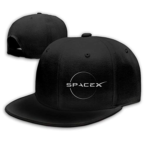 Jinmushi Baseballmütze Hüte Kappe Unisex Baseball Caps/Trucker Cap Men's & Womens Special Design with SPACEX Durable Dad Hat Adjustable