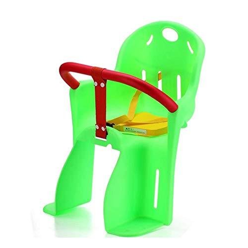 XIUMI Fiets Achterstoel Kids Kussen Veiligheid Comfortabele Fiets Kinderzitje Carrier Met Armsteun Hek Voor Kind 2 Jaar Tot 6 Jaar