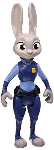 NICK Wilde 23cm Figura De Acción Tomy Disney Zootropolis JUDY HOPPS