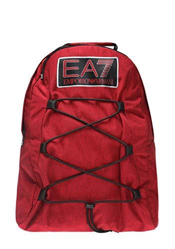EA7 EMPORIO ARMANI Rucksack Backpack Tasche Bordo