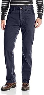 بنطال رجالي مفرود قابل للتمدد من 5 جيوب من Unionbay