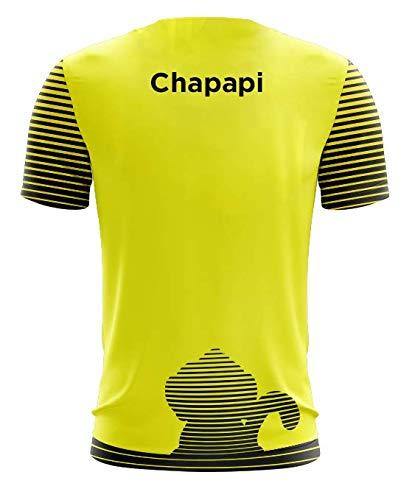 eMonkeyz Oficial 2020 Chapapi – Camiseta Unisex adulto