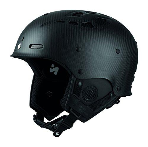 Sweet Protection Unisex– Erwachsene Grimnir II MIPS TE Helmet Ski/Snowboard, Natural Carbon, ML