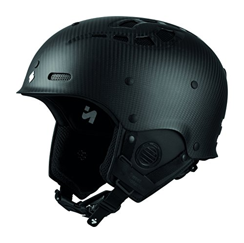 Sweet Protection Grimnir II TE MIPS Ski and Snowboard Helmet, Natural Carbon, Medium/Large