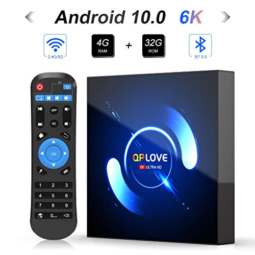 H96 Pro Plus Android 7.1 TV Box [3GB/32GB/4K] Amlogic S912 Octa-core 64 Bits CPU Dual WiFi 2.4 Bluetooth 4.1 H.265...