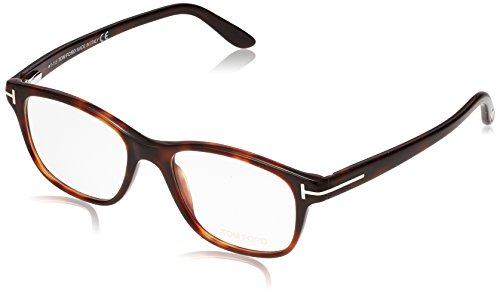 Tom Ford Herren Ft5196 Brillengestelle, Braun (Avana SCURA), 53