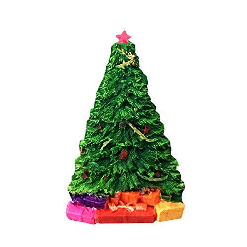 TuToy Árbol De Navidad Silicona Hornear Molde Torta Fondant Chocolate Molde Decor Craft