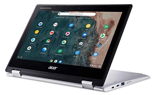Acer Chromebook Spin 311, Laptop met touchscreen van 11.6 HD IPS (Intel Celeron N4100, 4GB RAM, 32GB eMMC, UMA, Chrome OS) - QWERTY Nederlands Toetsenbord