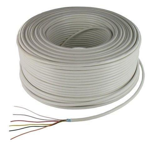 Ethernet-kabel Cat5/CAT-5e RJ45 en DC CCTV stroomvoorziening voor IP-camera's 300 m