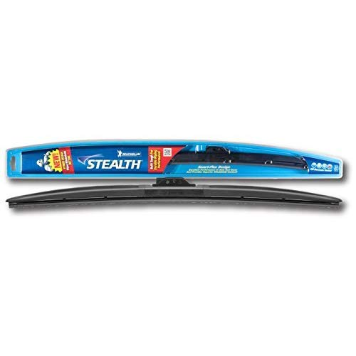 Michelin 8022 Stealth Hybrid Windshield Wiper Blade with Smart Flex Design, 22' (Pack of 1)