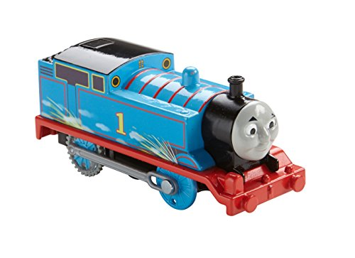 Thomas & Friends DVG04 Trackmaster Speed And Spark, Trenino con Le sembianze del Trenino Thomas