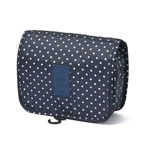 Confortabil Hanging Travel Toiletry Bag Multifunctional Lightweight Cosmetic Bags Wash Bag Waterproof Cosmetic Case Toiletry Storage Box for Women Girls Kids (A2)