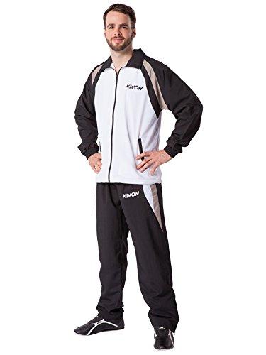 Kwon Trainingsanzug Endurance schwarz/weiß