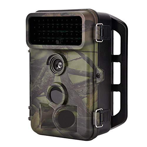 FEIYI Pesca y caza P2 2.4 pulgadas 16MP 1080P sensor PIR cámara...