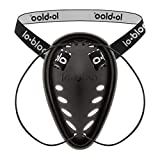 lobloo Thai Cup 2.0 Patented Athletic Groin Cup for Close Contact Sports as MMA, Krav MAGA, Thai Boxing. Male Size +13yrs