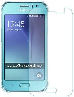 شاشة حماية زجاجية من سامسونج متوافقة مع الهواتف المحمولة - قياس من 4.1 الى 4.5 انش