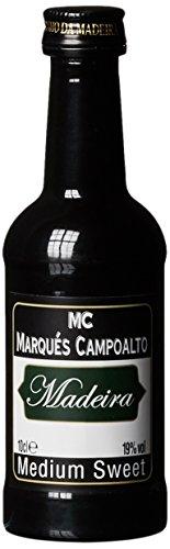 Marqués Campoalto Madeirawein Medium Sweet (4 x 0.1 l)