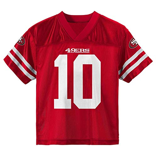 Jimmy Garoppolo San Francisco 49ers #10 Youth 8-20 Home Alternate Player Jersey (Jimmy Garoppolo San Francisco 49ers Home Red, 8)