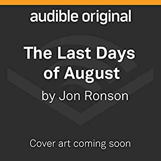 The Last Days of August [Trailer] cover art