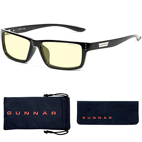 Our #5 Pick is the Gunnar Optics Riot/Onyx Gaming Glasses