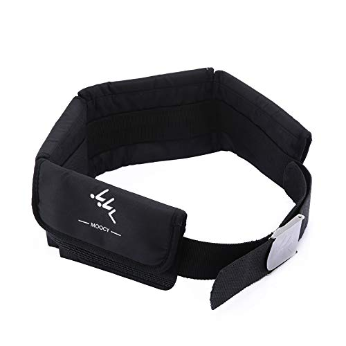 MOPHOEXII 4 Neoprene Pocket Scuba Weight Belt for Free DivingSpear Fishing Nylon - Quick-Release Buckle