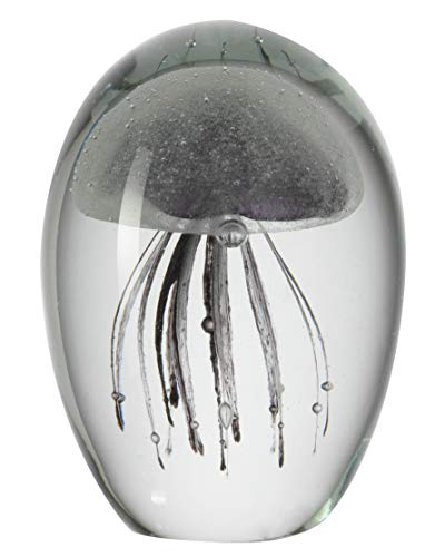 Leonardo Tramonto Objekt Qualle, Dekoration, Glas, 32277