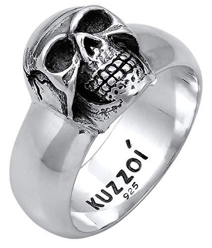 Kuzzoi Hombre plata Sin piedra.