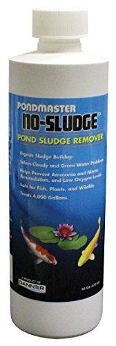 Danner No-Sludge Pond Sludge Remover, 16-Ounce