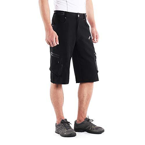 Pantaloncini da ciclismo da uomo, ad asciugatura rapida