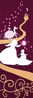 シンデレラ日本手ぬぐい Scene2『魔法使いと出会うシンデレラ』