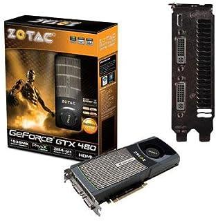 ZOTAC GeForce GTX 480 ZT-40101-10P
