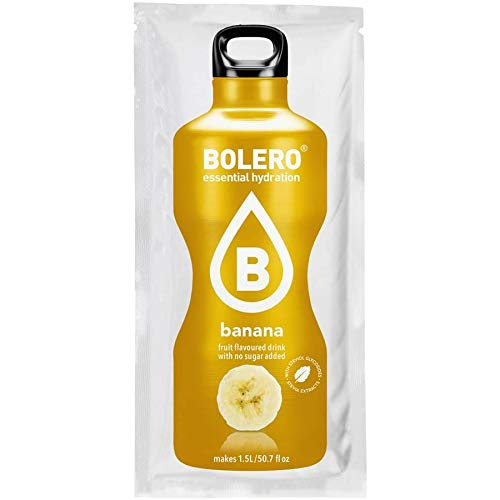 Bolero Drinks Banana 24 x 9g