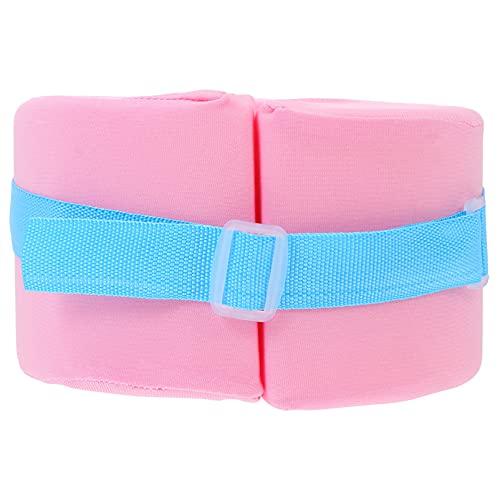 DOITOOL Almohada de apoyo para el pie, protectores de talón, protector de tobillo, almohadilla para dolores de cama, cojín para el pie de almohada para dormir rosa