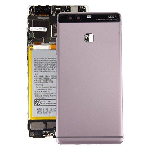Zhoutao Tapa Trasera del teléfono para la contraportada de la batería Huawei P9 Piezas de Repuesto del teléfono