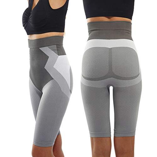 Rc Ocio Slimming Body Slimming Girdle Woman avec Turbine à effet anti-cellulite Améliore la circulation sanguine et aide à réduire progressivement la cellulite,Gris,M