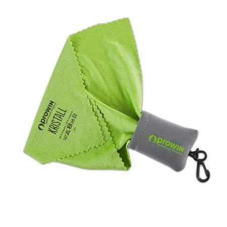 proWIN KRISTALL Mini Pocket 18 cm x 18 cm