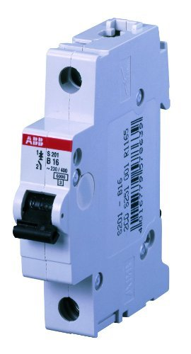 ABB Circuit Breaker 20A, S201B20 by ABB