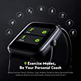Zoom IMG-2 arbily fitness tracker smartwatch con