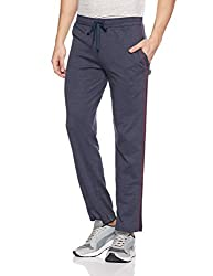 Hanes Mens Cotton Blend Trackpants