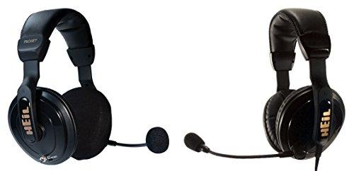 Heil Sound Ps6 Proset 6 - Auriculares de micrófono para Rtx Radioamatoriales Cápsula Hc6