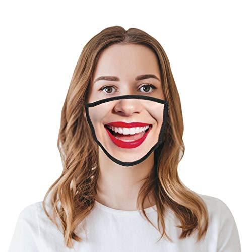 Writtianhalstuch Mundschutz mit motiv Multifunktionstuch Herren Damen Atmungsaktiv Schnelltrocknend Wind Motorrad Gesicht Mundschutz Lustig Mund-Tuch Halsschlauch Halstuch
