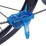 HGCLONGCHENG 7 unids/Set Limpieza Mantenimiento Cadena de Bicicleta Limpiador Herramienta de Limpieza Cepillo de Lavado Cadena de Limpieza